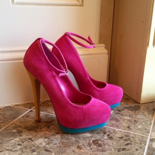 39;Hot' Shoes - Baroque by reaperbg &#39