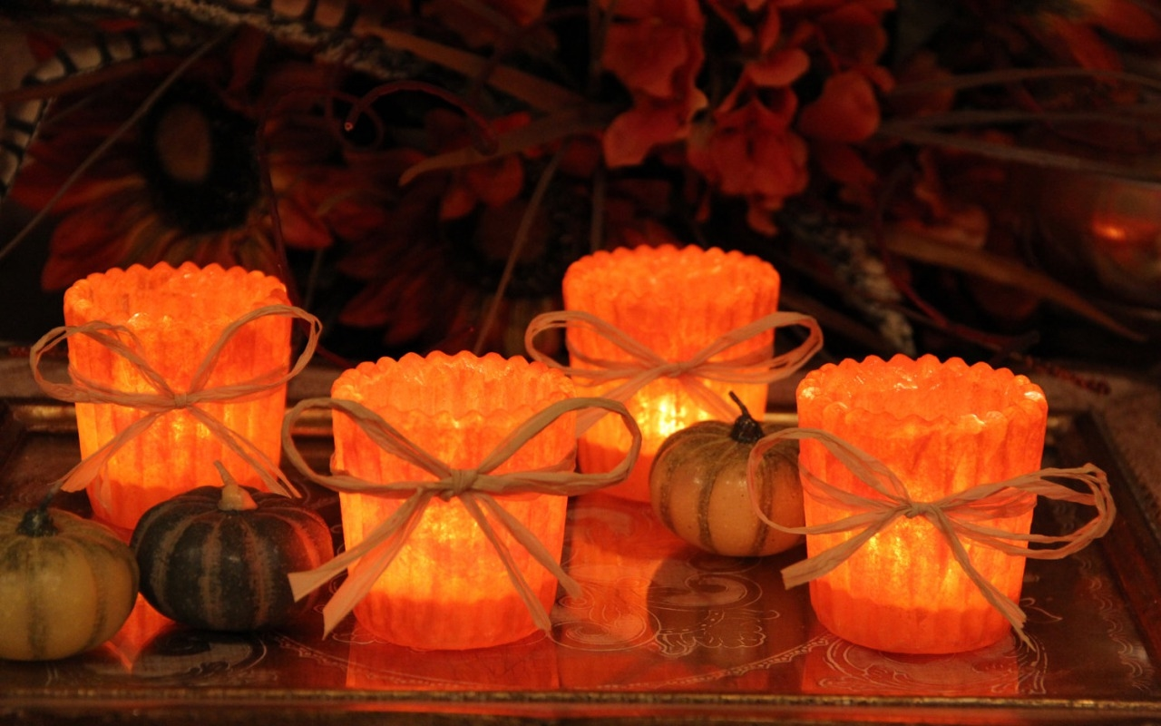 Thanksgiving Candles Pictures Photos And Images For Facebook