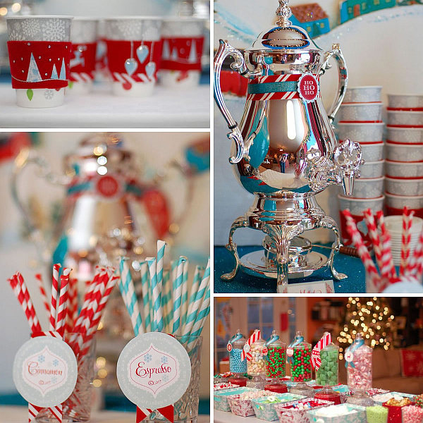 DIY Christmas Party Decorations Pictures Photos and Images for