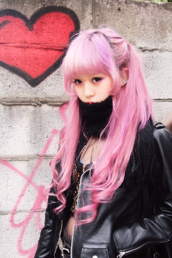 Pink Kawaii Hair Pictures, Photos, and Images for Facebook