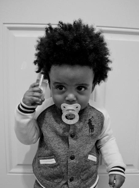 Adorable Curly Haired Baby Pictures, Photos, and Images ...