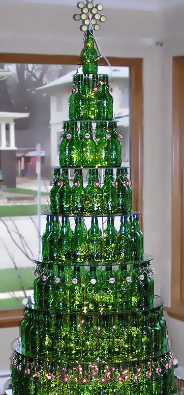 Diy Beer Bottle Tree Pictures Photos And Images For