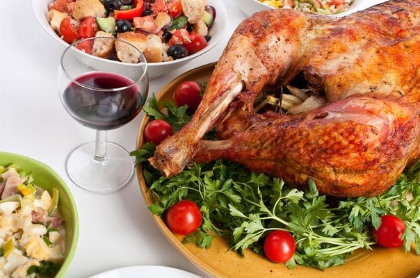 The Perfect Thanksgiving Dinner Recipe Pictures, Photos, and Images ...