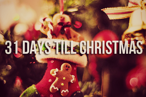 How Many Days Until Christmas Eve.31 Days Till Christmas Pictures Photos And Images For