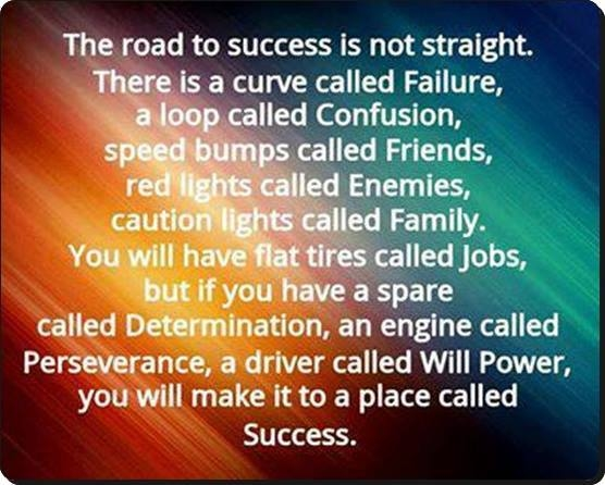 A road to success essay