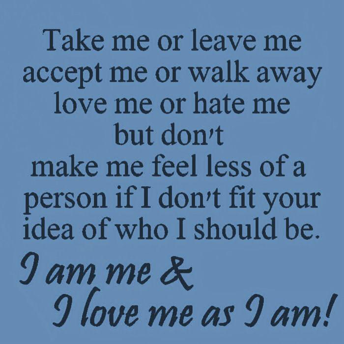 take me as i am quotes tumblr - photo #18