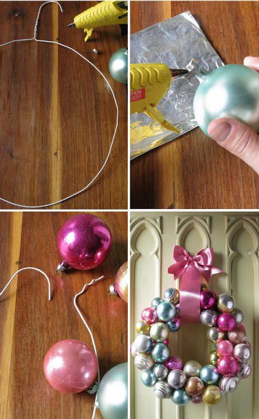 Diy Ornament Wreath Pictures Photos And Images For Facebook