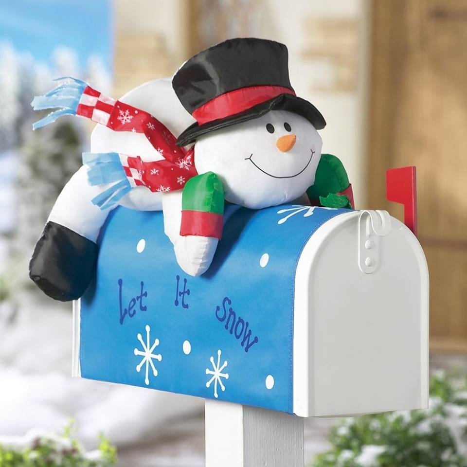 Snowman Mailbox Pictures, Photos, and Images for Facebook, Tumblr ...