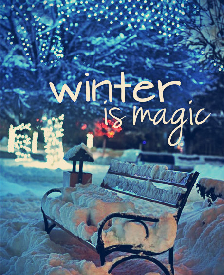 Winter Is Magic Pictures, Photos, And Images For Facebook