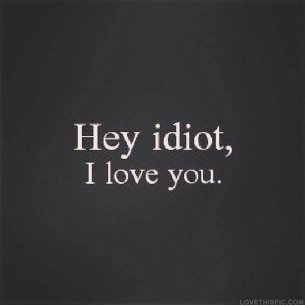 idiot - photo #32