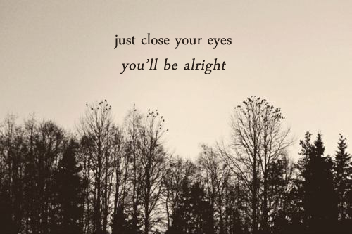just to b e close to you: