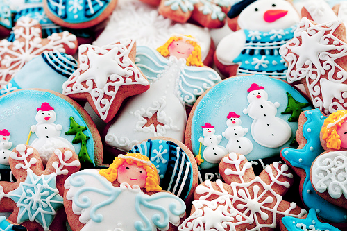 Beautiful Christmas Cookies Pictures, Photos, and Images for ...