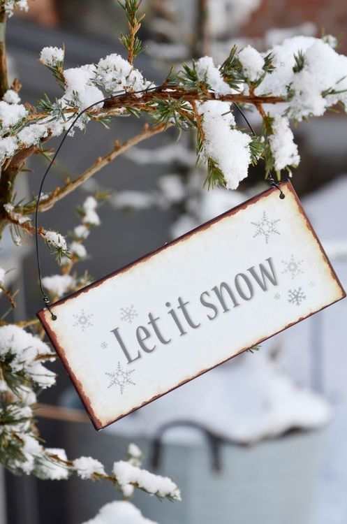 Let It Snow Pictures Photos And Images For Facebook