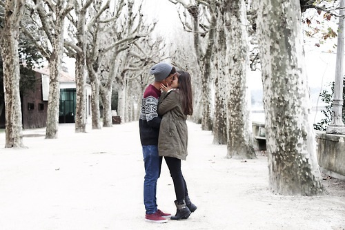 Snow Kiss Pictures, Photos, and Images for Facebook