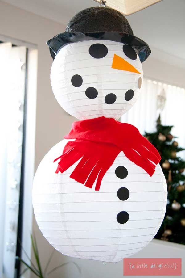 snowman out of paper pictures photos and images for facebook tumblr pinterest and twitter. Black Bedroom Furniture Sets. Home Design Ideas