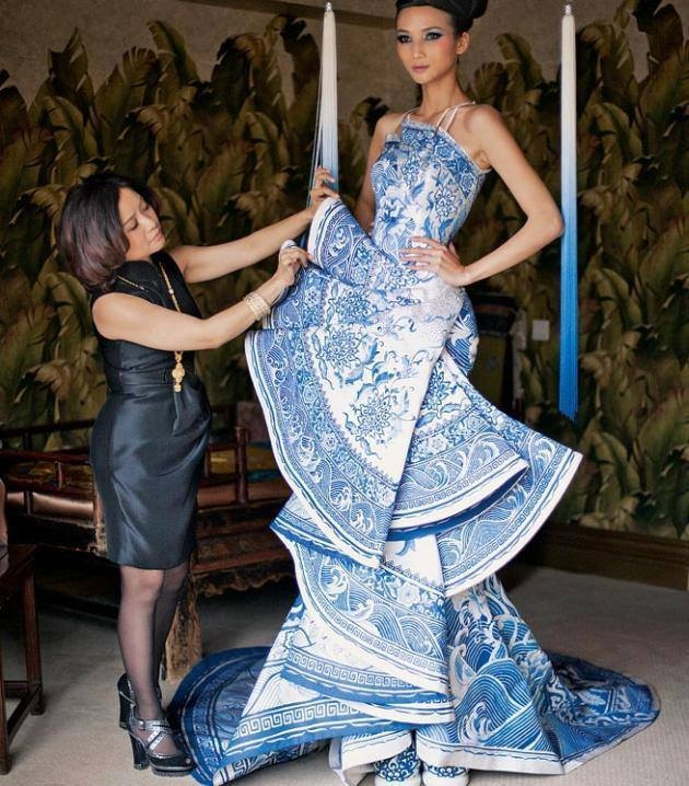 Blue Willow Dress Pictures, Photos, and Images for Facebook, Tumblr ...