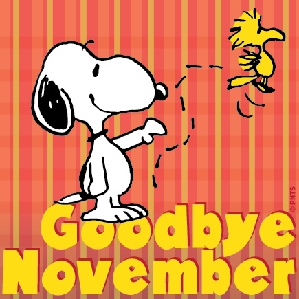 Goodbye November Pictures, Photos, and Images for Facebook, Tumblr, Pinterest...