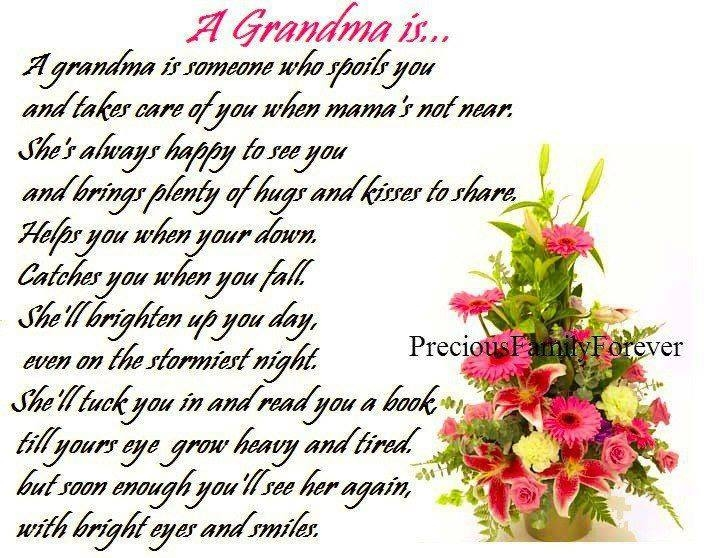 Valentines Day Quotes For Grandma: A Grandma Is Pictures, Photos, And Images For Facebook