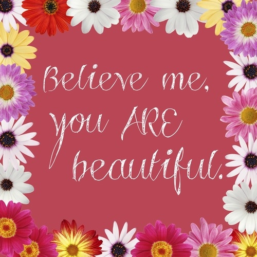 Im No Beauty Queen |You Are Beautiful Quotes Tumblr