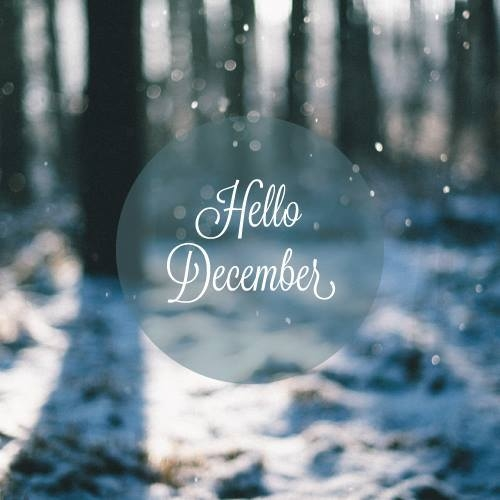 Hello December Pictures, Photos, and Images for Facebook ...