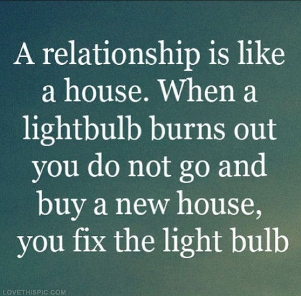A Relationship Is Like A House Pictures, Photos, and Images for ...