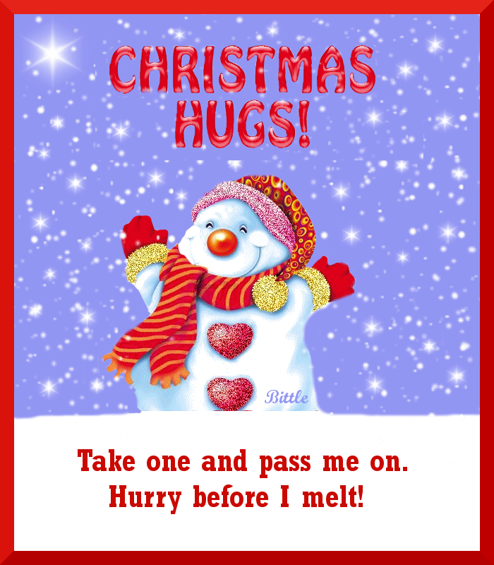 Cute Merry Christmas Quotes For Friends : Christmas hugs pictures photos and images for facebook