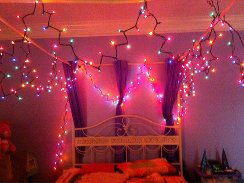 Cute Christmas Lights Pictures Photos And Images For