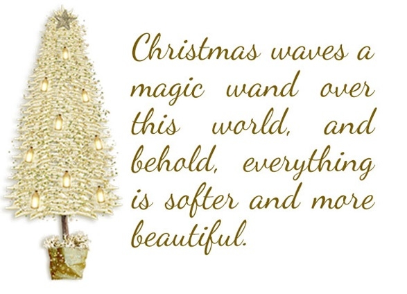 pretty christmas quotes