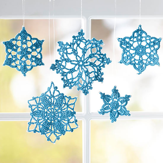Crocheting Crafts : Crochet Snowflake Crafts Pictures, Photos, and Images for Facebook ...