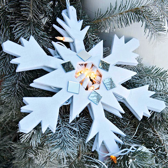 Outdoor christmas light snowflake pictures photos and - Snowflake exterior christmas lights ...