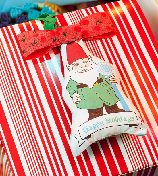 Gnome Gift Tag Pictures, Photos, And Images For Facebook