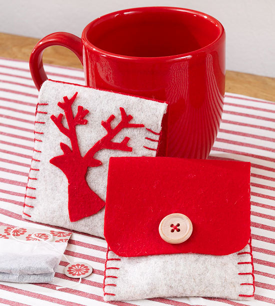 Cozy Christmas Tea Holder Pictures, Photos, and Images for Facebook