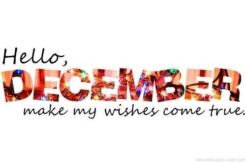 Hello December Pictures, Photos, and Images for Facebook, Tumblr ...