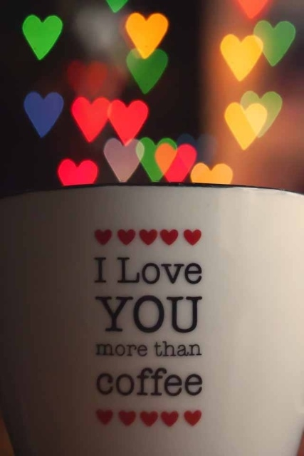 i love you more than coffee - photo #9