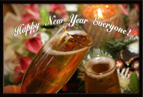 Happy New Year Everyone 4