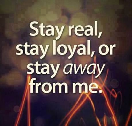 Stay Real Pictures, Photos, and Images for Facebook, Tumblr