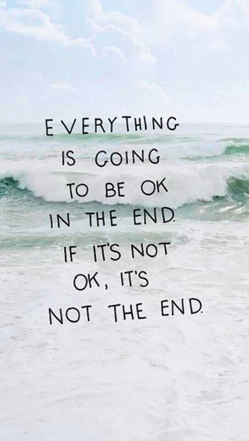 everything will be okay quotes tumblr