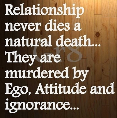 relationships never die a natural death pictures photos and images