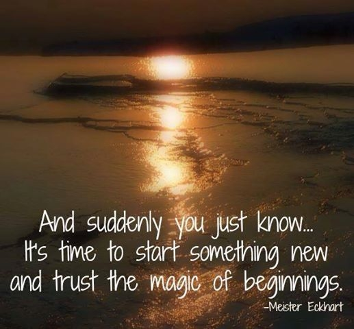 Quotes About New Life: Start Something New Pictures, Photos, And Images For