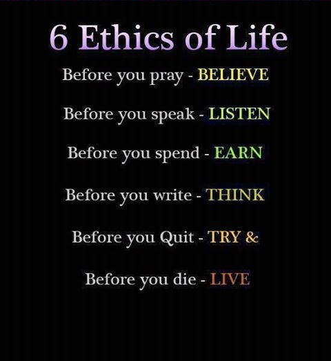 6 Ethics Of Life Pictures, Photos, and Images for Facebook ...