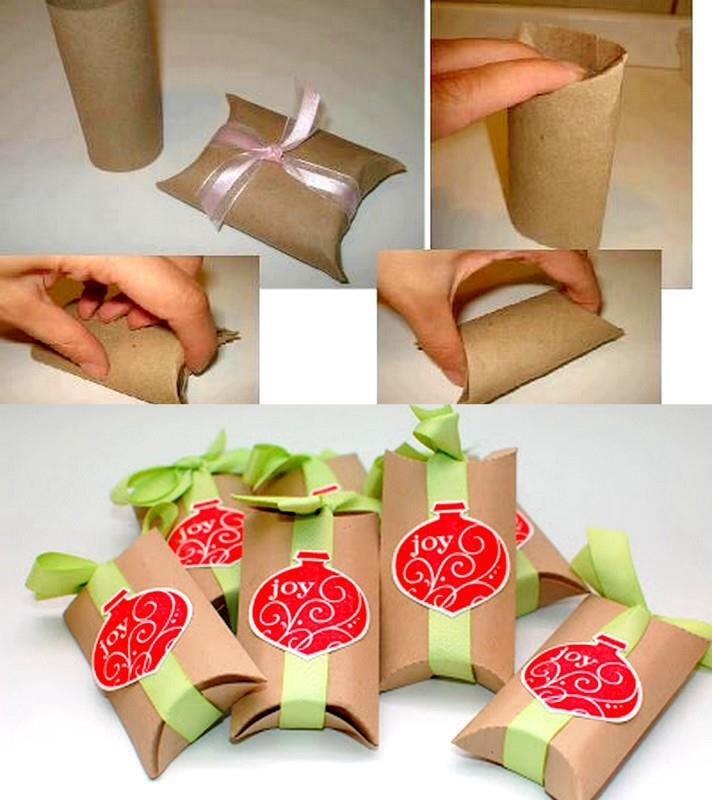 Материалы для подарков своими руками