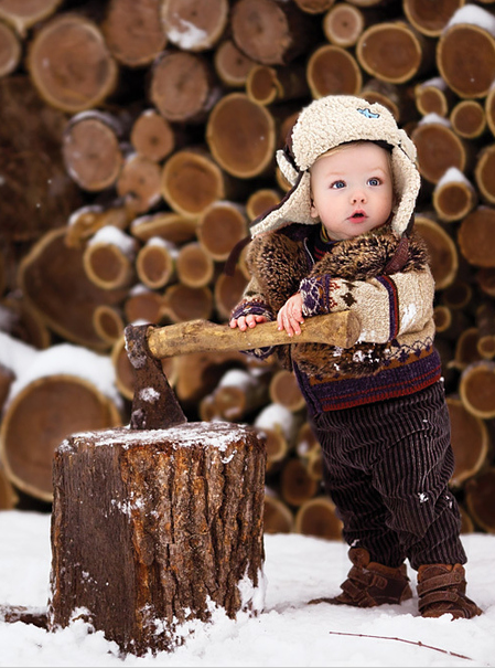 Little Lumberjack Pictures Photos And Images For