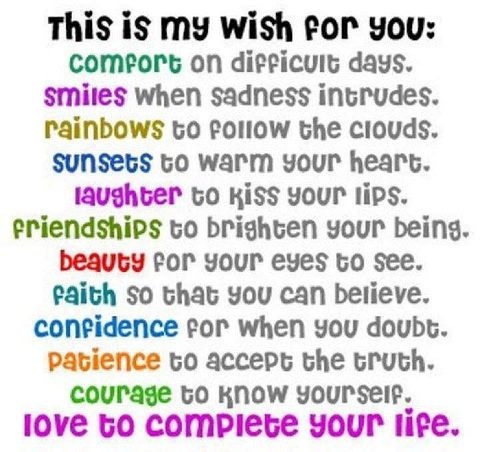 Image result for my wish for you quotes