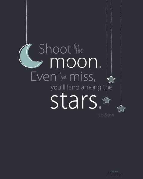Shoot For The Moon Pictures, Photos, and Images for ...
