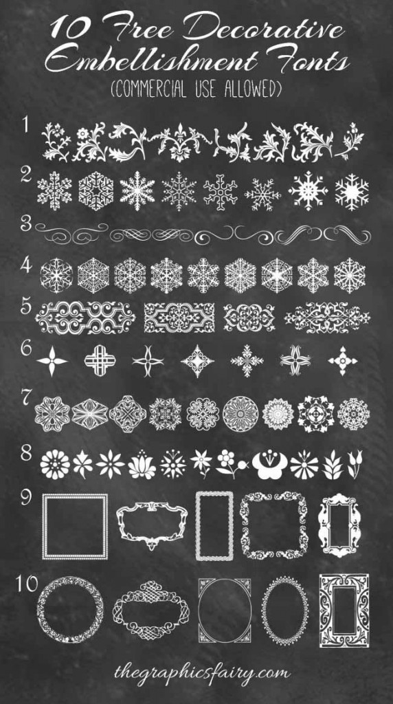 10 Free Christmas Fonts Pictures