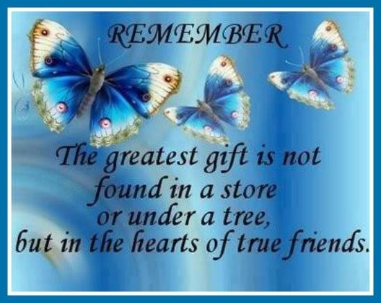 Good Christmas Quotes For Friends : The greatest gift pictures photos and images for