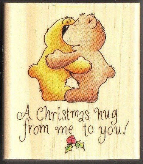 merry christmas hugs