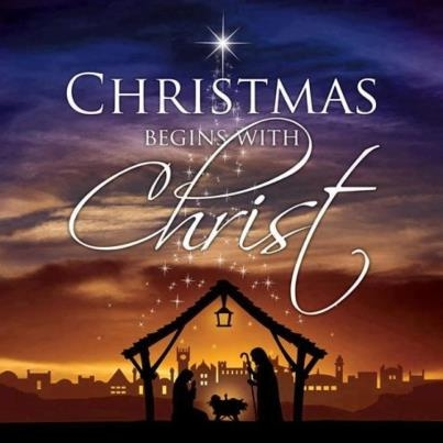 Christmas Begins With Christ Pictures, Photos, and Images for ...