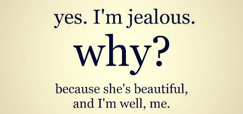 Yes. Im Jealous Why? Pictures, Photos, and Images for ...