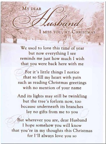 Missing My Husband At Christmas Quotes: Missing My Husband At Christmas Time Pictures, Photos, And